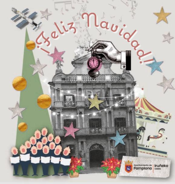 Pamplona Celebra La Navidad Con Más De 80 Actividades Además De Espacios De Juego En El Centro De La Ciudad La Feria De Navidad Y El Festival De